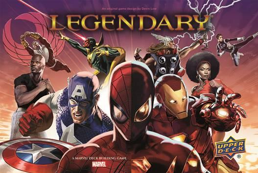 Marvel Legendary: Civil War
