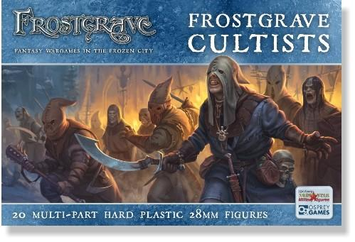 Frostgrave: Cultists