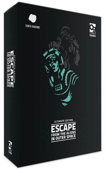 [Osprey Games] Escape From The Aliens In Outer Space Ultimate Edition