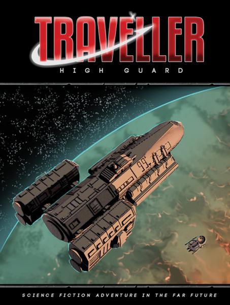 Traveller RPG: High Guard