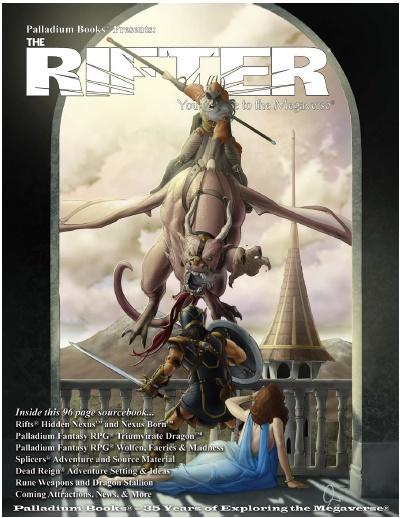 The Rifter #73
