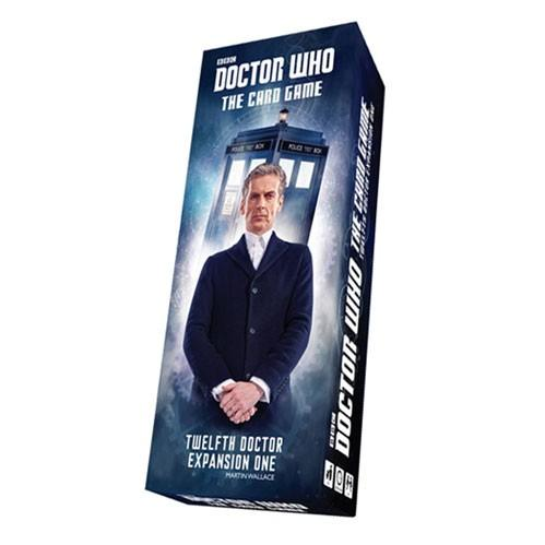 The Doctor Who Card Game: Twelfth Doctor Expansion One