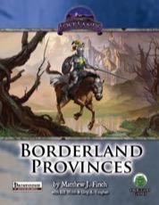 Dungeons & Dragons RPG: The Lost Lands - Borderland Provinces