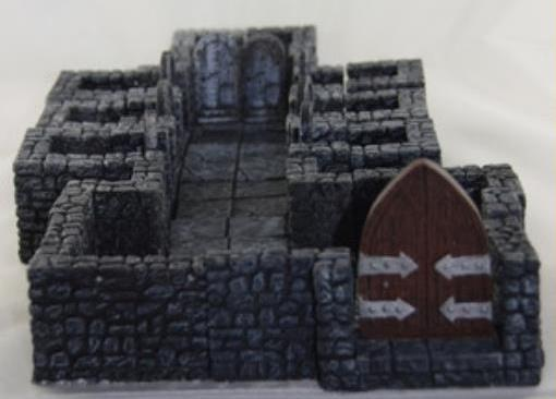 Dungeon Set Cell Block w/Guard Room