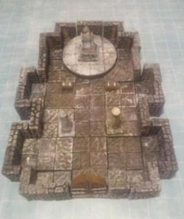 Dungeon Set: Throne Room/Audience Chamber