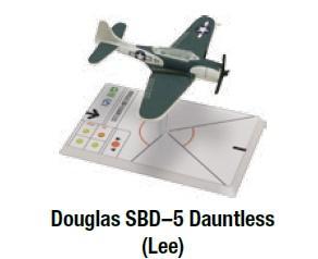 Wings Of Glory WWII: Douglas SBD-5 Dauntless (Lee)