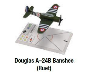 Wings Of Glory WWII: Douglas A-24B Banshee (Ruet)