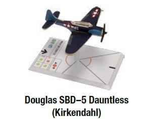 Wings Of Glory WWII: Douglas SBD-5 Dauntless (Kirkendahl)