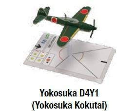 Wings Of Glory WWII: Yokosuka D4Y1 (Yokosuka Kokutai)