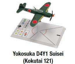 Wings Of Glory WWII: Yokosuka D4Y1 Suisei (Kokutai 121)