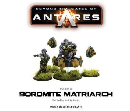 Beyond The Gates Of Antares: (Boromite) Matriarch/Guild Mother