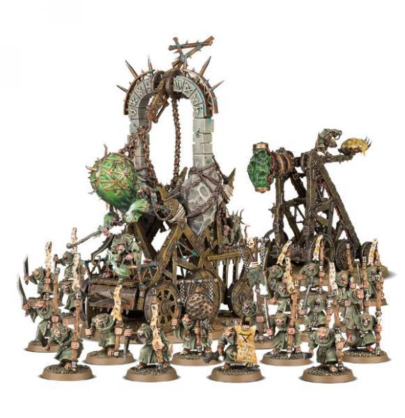 Age of Sigmar: Start Collecting! Skaven Pestilens
