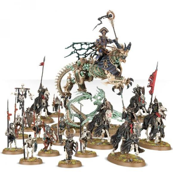 Age of Sigmar: Start Collecting! Skeleton Horde