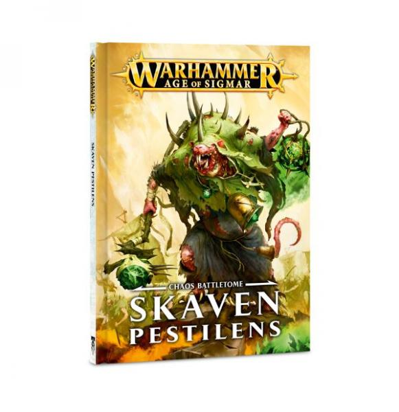 Age of Sigmar: Battletome: Skaven Pestilens (HC)