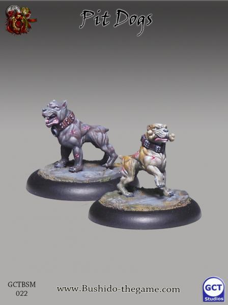 (Silvermoon Trade Syndicate) Pit Dogs