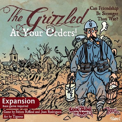 The Grizzled: At Your Orders! (Expansion)