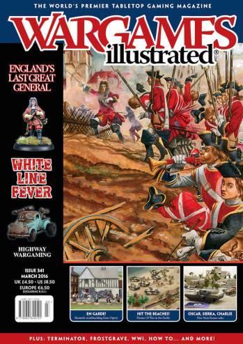 Wargames Illustrated Magazine #341