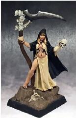Dark Heaven Legends: Female Necromancer (new)