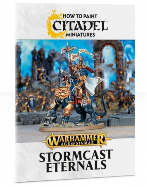 Age of Sigmar: HOW TO PAINT - STORMCAST ETERNALS