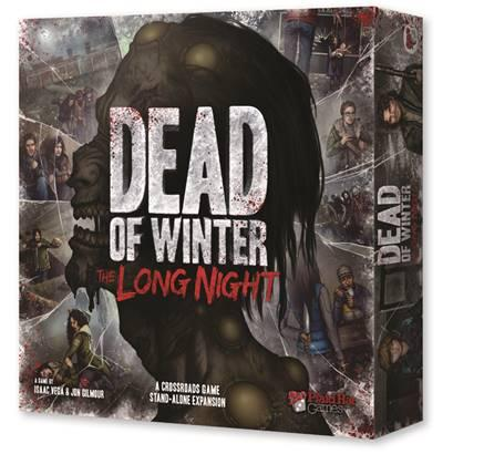 Dead of Winter: The Long Night (Stand-alone or Expansion)