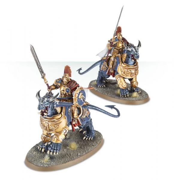 Age of Sigmar: Dracothian Guard