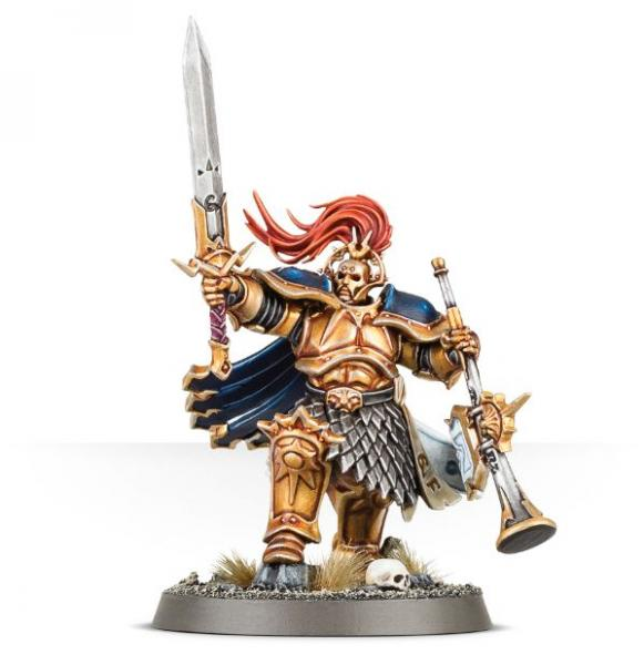 Age of Sigmar: Knight-Heraldor (Version 2)
