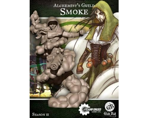 GuildBall: (Alchemist's Guild) Smoke (Season 2)