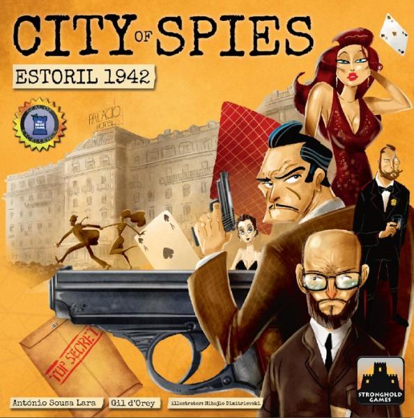 City Of Spies: Estoril 1942