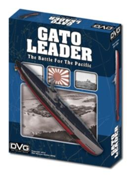 Gato Leader: The Battle For The Pacific (Solitaire Strategy Game)
