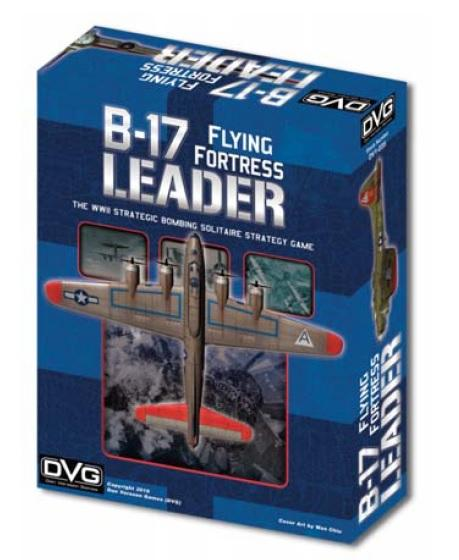 B-17 Flying Fortress Leader: WWII Bombing Solitaire Game