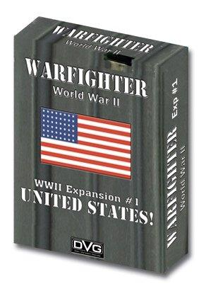 Warfighter World War II: United States #1 (Expansion)