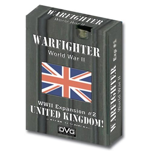 Warfighter World War II: British (Expansion)