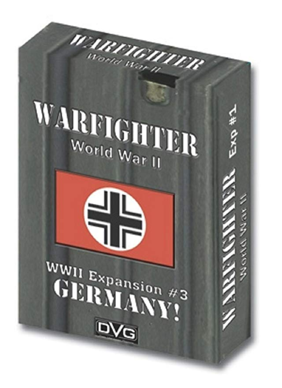 Warfighter WWII: Expansion #3 - Germany!