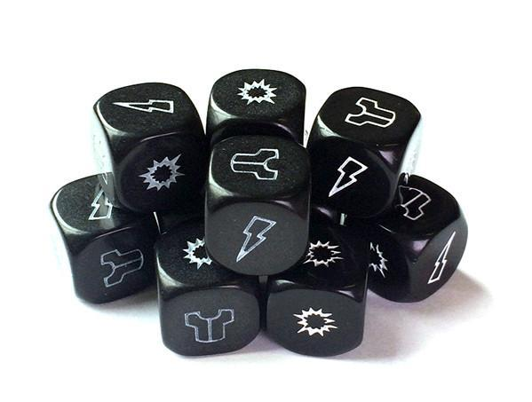 Project Z: Zombie Dice Black Pack
