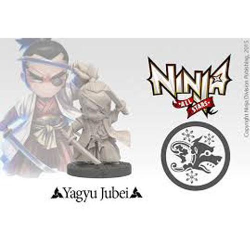 Ninja All-Stars: Yagyu Jubei (Expansion)