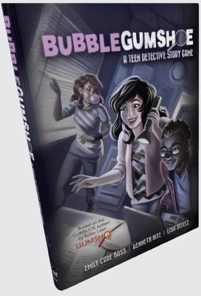 Bubblegumshoe RPG: A Teen Detective Story Game