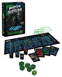 Yahtzee: Alien vs. Predator (BATTLE YAHTZEE)