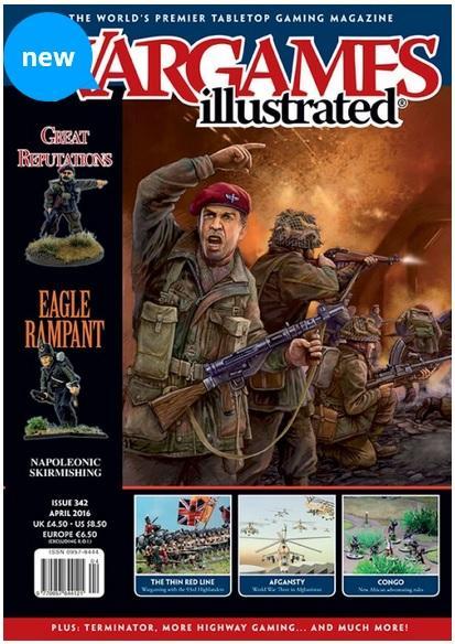 Wargames Illustrated Magazine #342
