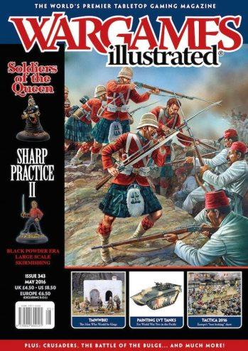 Wargames Illustrated Magazine #343