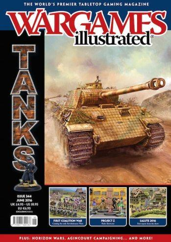 Wargames Illustrated Magazine #344