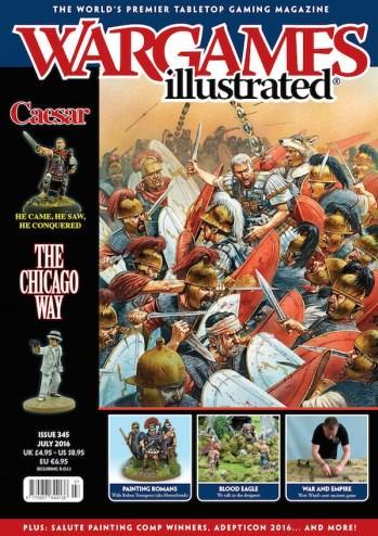 Wargames Illustrated Magazine #345