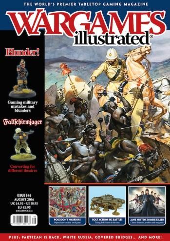 Wargames Illustrated Magazine #346