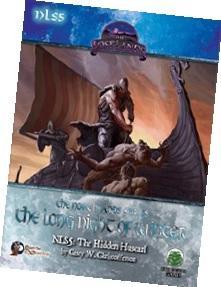 Swords & Wizardry RPG: The Hidden Huscarl (Northlands Series 5)