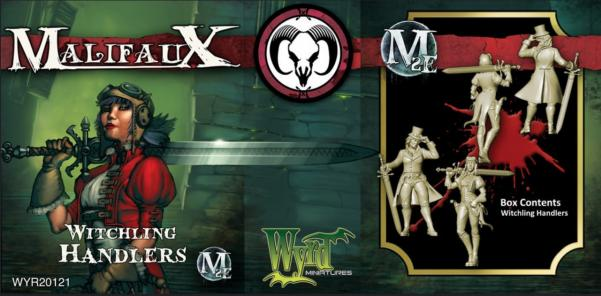(The Guild) Witchling Handlers