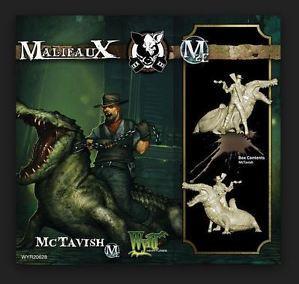 (The Gremlins) McTavish