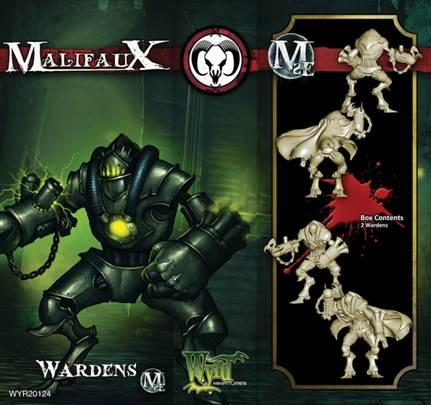 Malifaux: (The Guild) Wardens