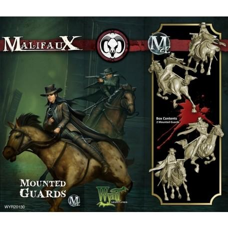 Malifaux: (The Guild) Mounted Guards (2)