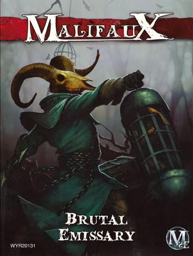 Malifaux: (The Guild) Brutal Emissary