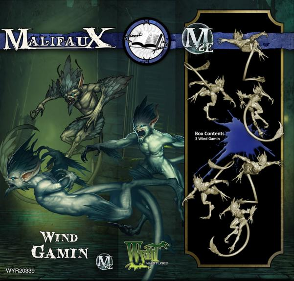Malifaux: (The Arcanists) Wind Gamins (3)