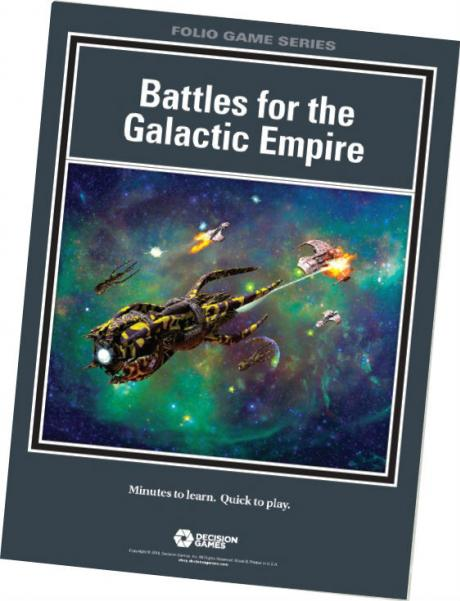 Folio Game Series: Battles For The Galactic Empire